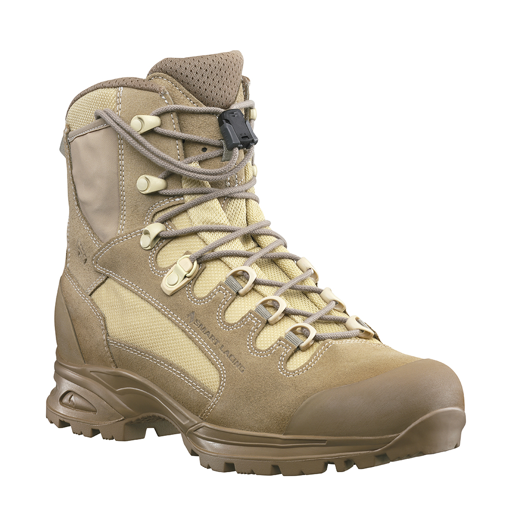 Haix Scout Desert The Perfect Tactical Boot For Hot