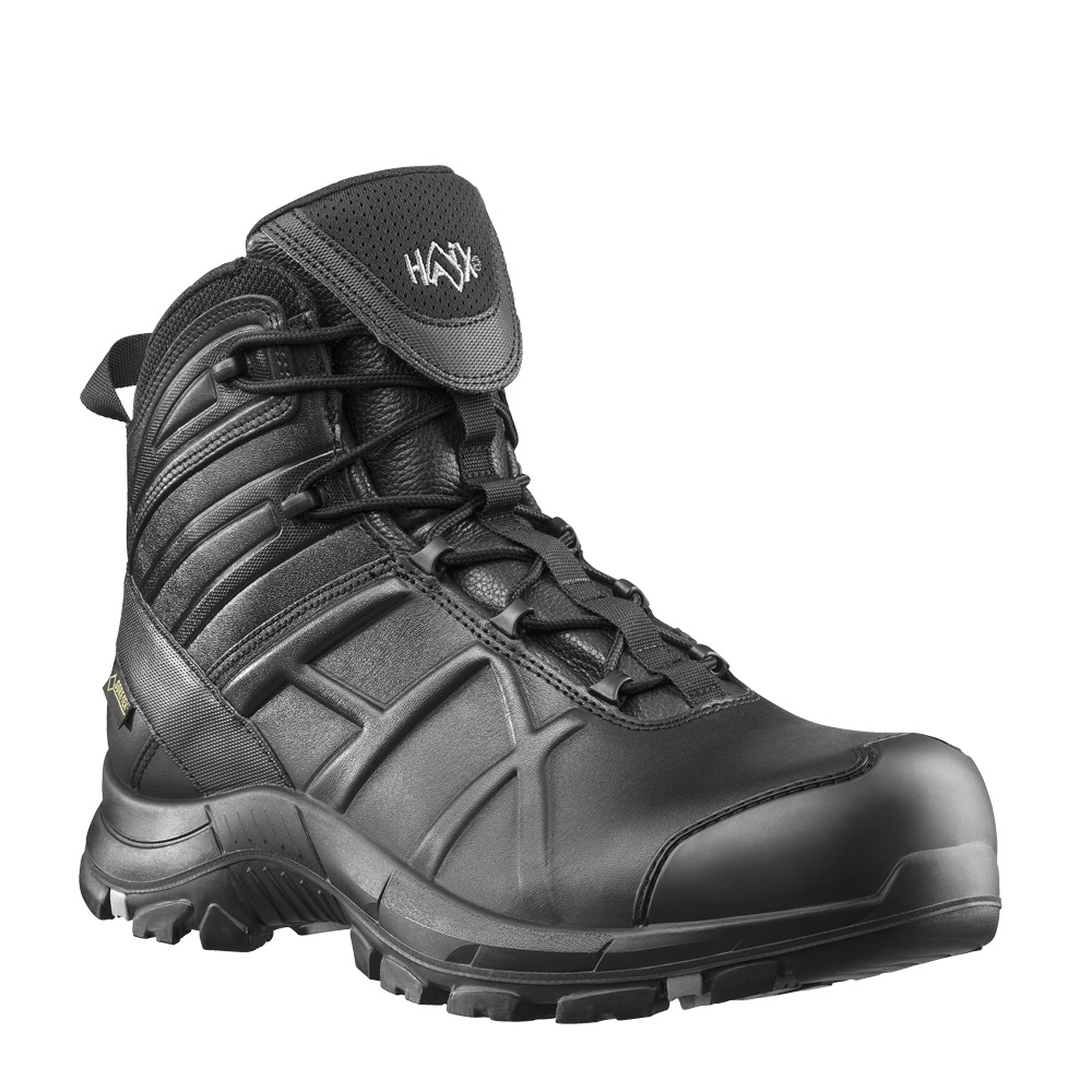 Haix Black Eagle Safety 50 Mid Light S3 Safety Shoe With