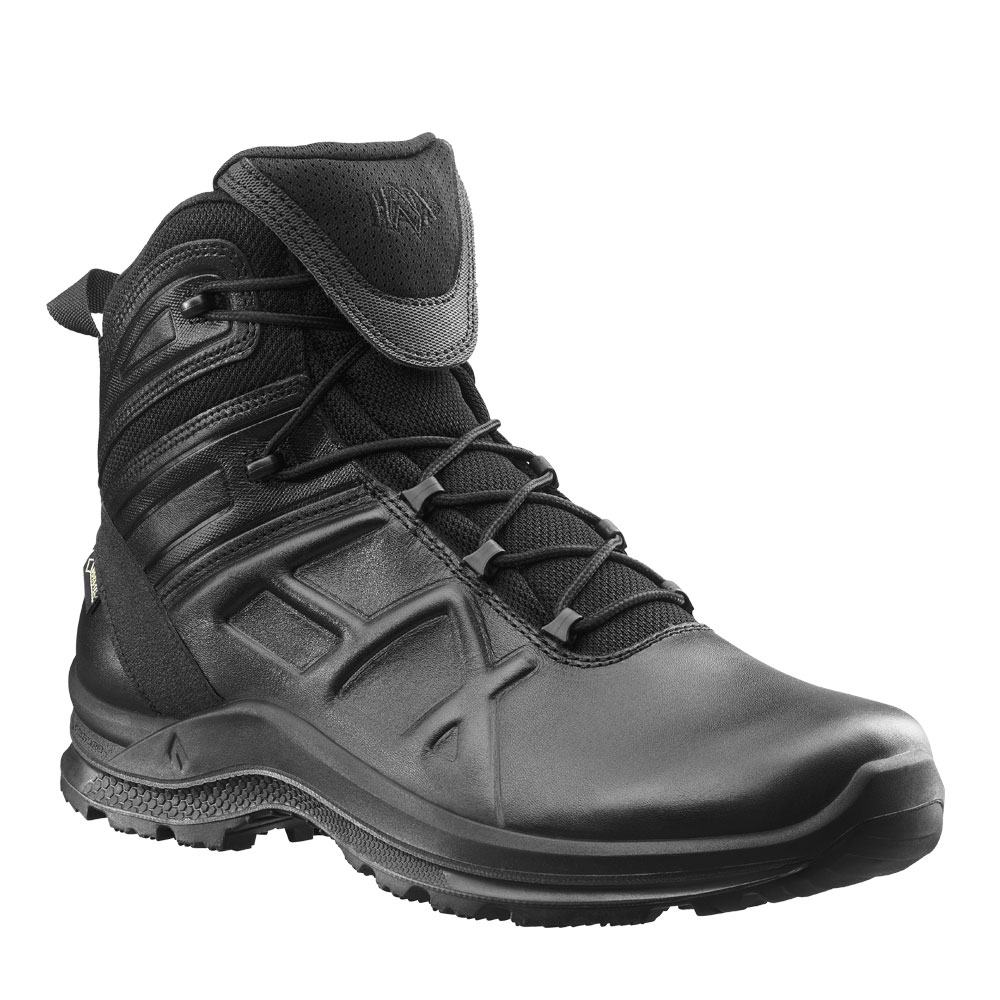 Haix Black Eagle Tactical 2 0 Gtx Mid Black Leather