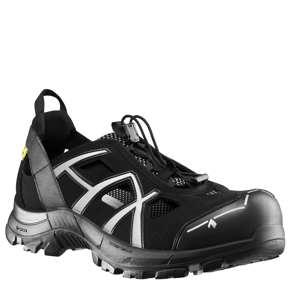 Haix Black Eagle Safety 62 Low Lightweight Safety Shoes