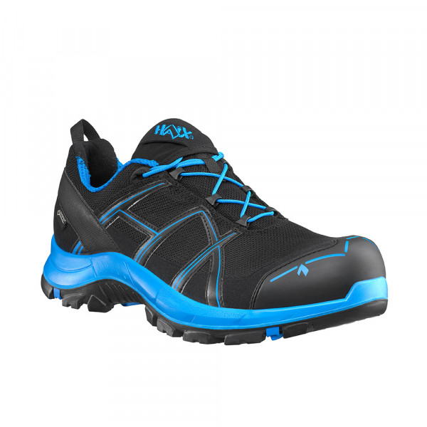 HAIX Black Eagle Safety 40.1 low/black-blue