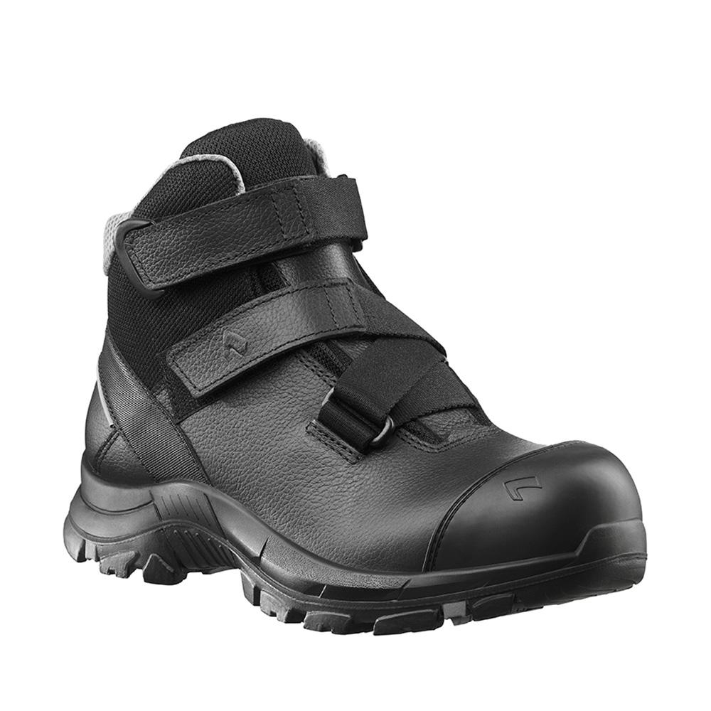 haix nevada pro ws mid multi purpose shoe with strip closure
