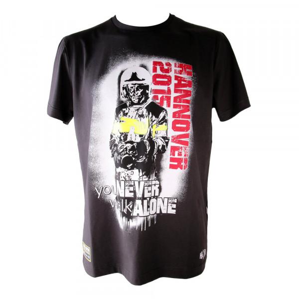 HAIX T-Shirt Interschutz 2015 Limited Edition