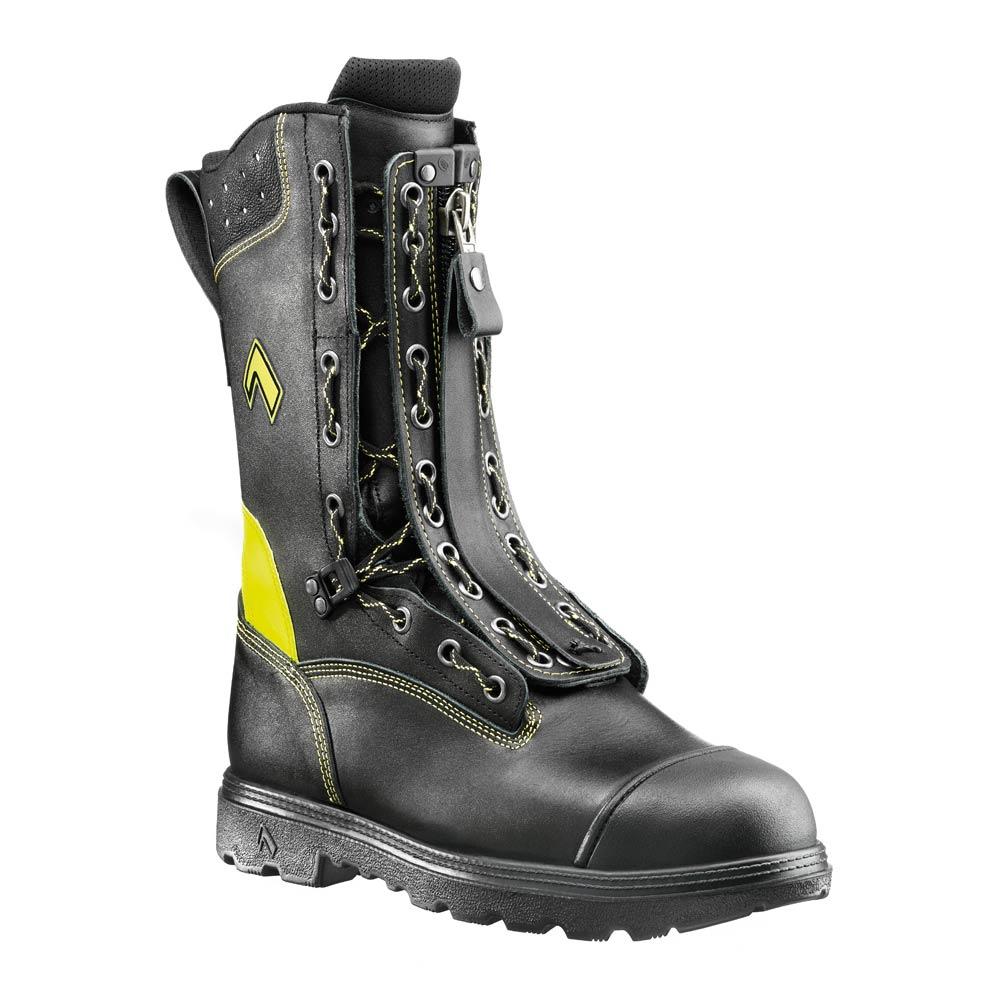 Haix Fire Flash Gamma Lace Zipper Boot With Class 2