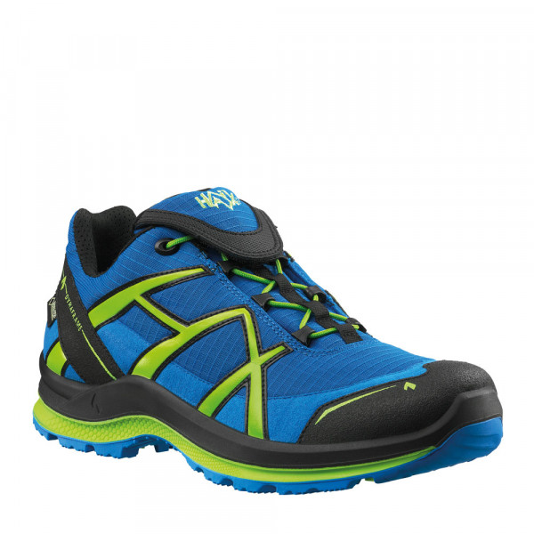 HAIX Black Eagle Adventure 2.0 GTX Ws low/blue-citrus