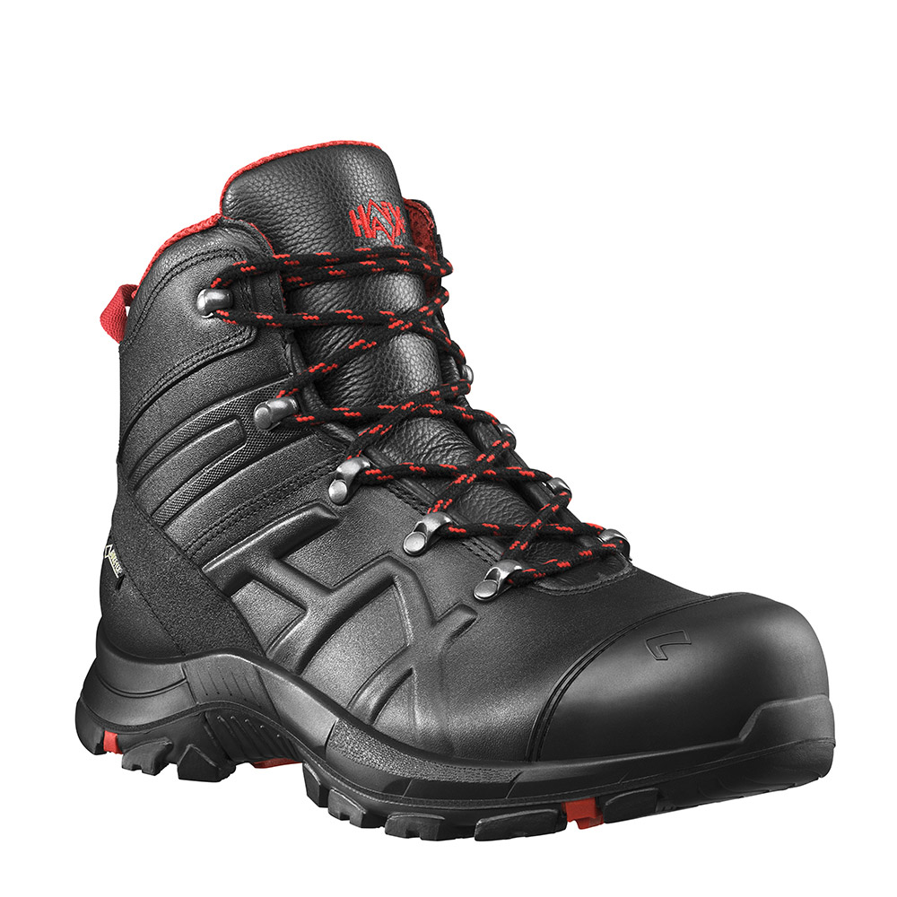 haix black eagle safety 54 mid light s3 safety shoe with good protection function