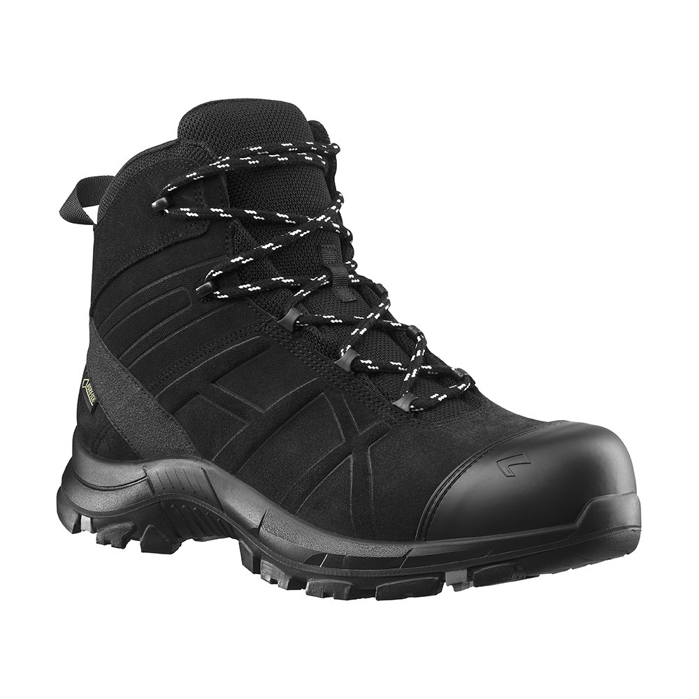METAL FREE Light Year Leather Safety Shoes s3 HRO SRC black UK 5 Safety Boots